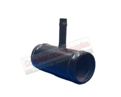 38 mm x 8 mm OD 3 Way Hose Reducer|Mild Steel Radiator Hose Connector|Joiner