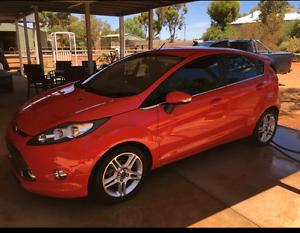2012 Ford Fiesta Zetec, Low Ks, Service History. Sell or swap. Launceston Launceston Area Preview