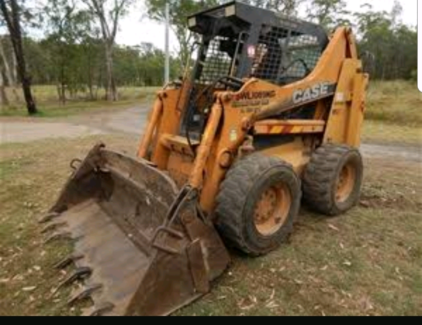 WANTED old bobcat or excavator for light farm duties