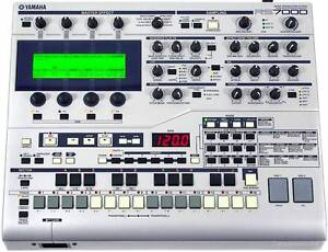 Yamaha RS7000 - sequencer/sampler - fully working, plus extras Gilmore Tuggeranong Preview