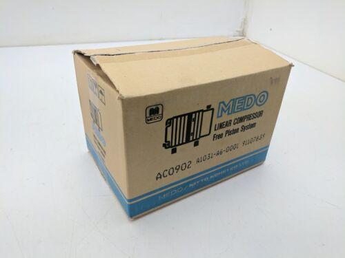 Nitto Kohki Medo Compressor Vacuum Linear Air Pump Ac0902-A1031 100V 50/60Hz NEW