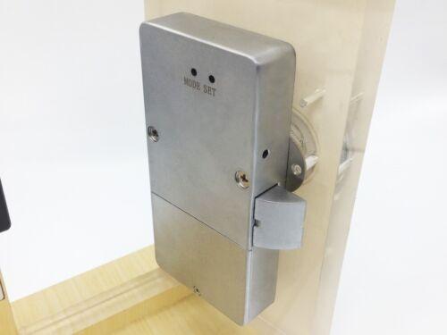 Reinforced RFID hidden / concealed cabinet lock, SDWS-MC201-G1
