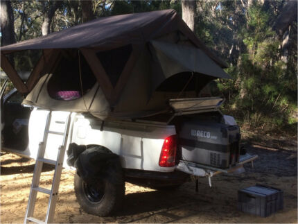 Hilux rooftop tent & rooftop tent | Gumtree Australia Free Local Classifieds