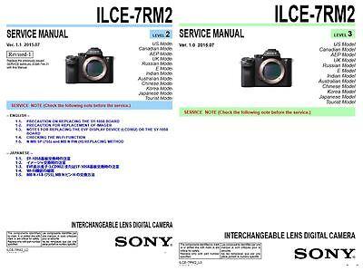 Инструменты и средства Sony Alpha A7R