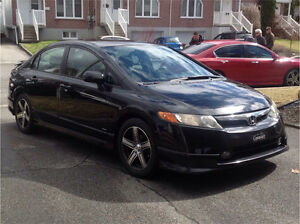 Honda civic 2006     Cylindres 1,8. L