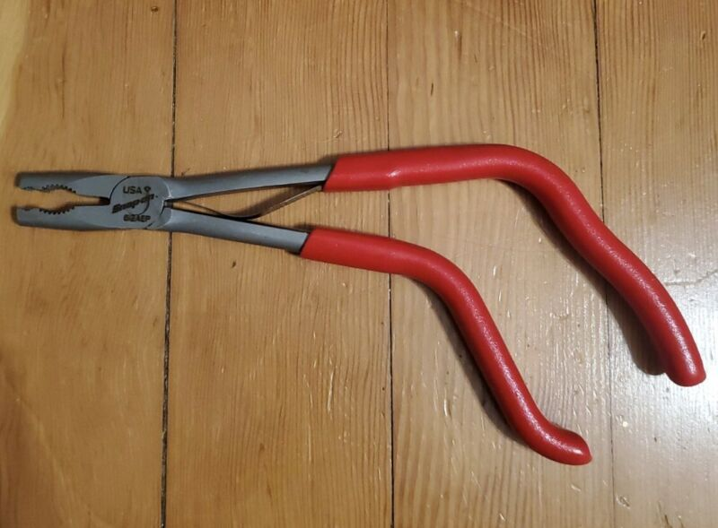 """*NEW* Snap On 10"""" 612AEP - Pistol Grip Needle Nose Pliers FREE SHIPPING"""