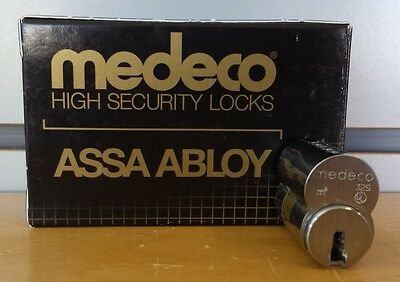 Medeco Large Format Interchangeable Core 32-t-0201-s-26d-dl Un-pinned Locksmith