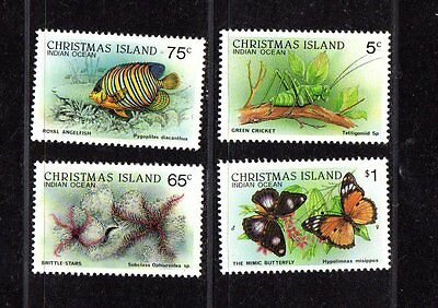 STAMPS CHRISTMAS ISLAND MINT NH 335 1216