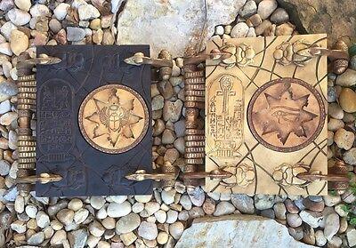 Mummy Book Of The Dead / Amun Ra Replica Fan Made 1:1 Scale
