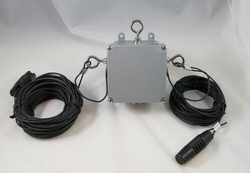 7-Band OCF Off Center Fed HF Dipole Antenna 1 KW PEP