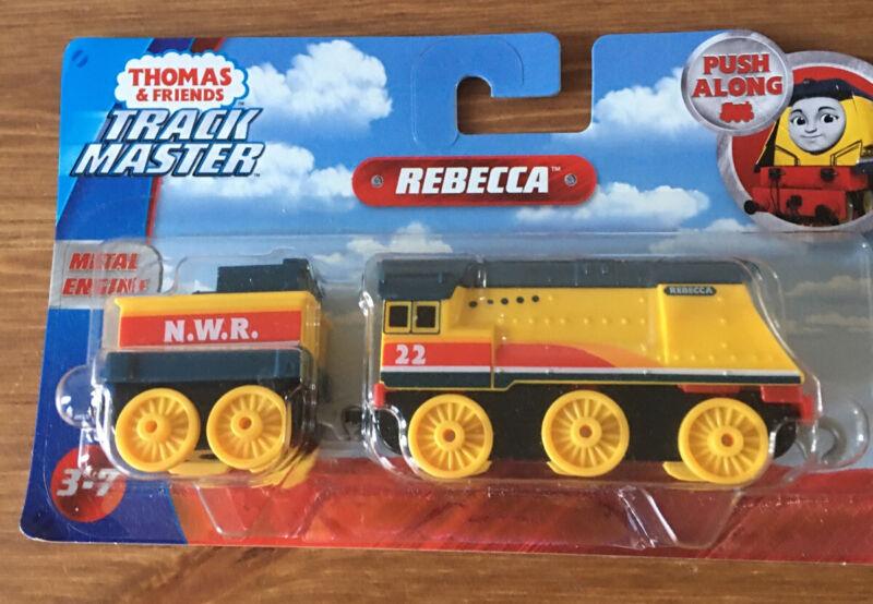 Thomas+%26+Friends+Trackmaster+Push+Along+Rebecca+New%21