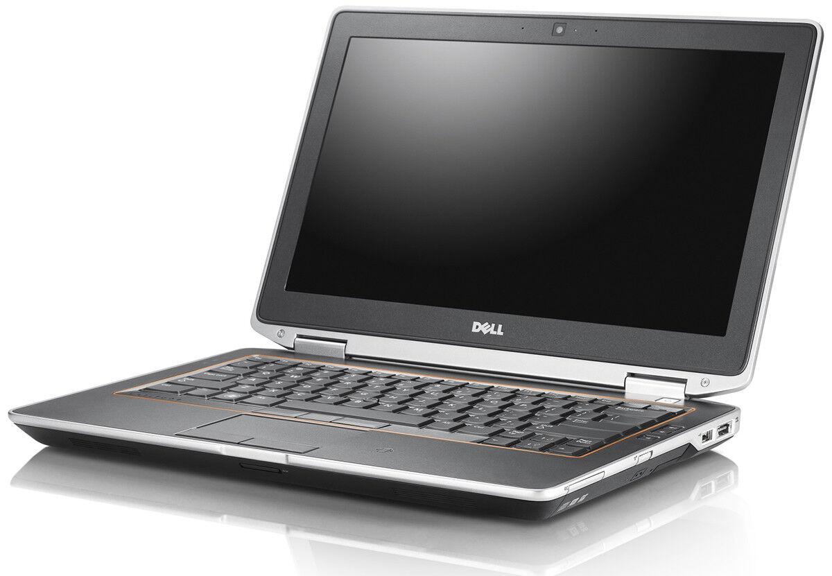"""Dell Latitude E6320 13"""" HD i5 2520M 2.5GHz 4GB 320GB Webcam DVD-RW Windows 7 Pro"""