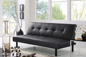 Brand New Leather Sofa Bed