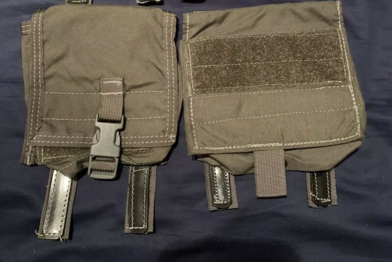 london bridge trading Admin Pouch And NVG Pouch Mas Grey