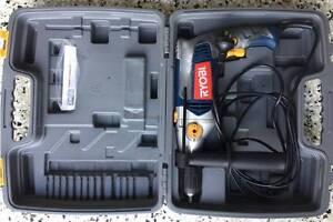 Large Ryobi hammer drill Varsity Lakes Gold Coast South Preview