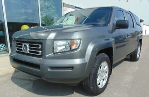 2007 Honda Ridgeline LX 4WD BOITE FIBRO 4WD FIBRO BOX INCLUDED C