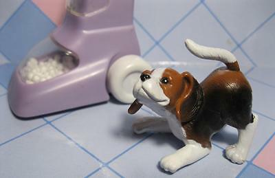 """1996 Barbie DOLL Cleaning House PLay Barking Pet Dog ONLY-""""Barks"""" at Vacuum"""
