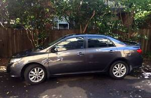 2009 Toyota Corolla Sedan Chatswood Willoughby Area Preview