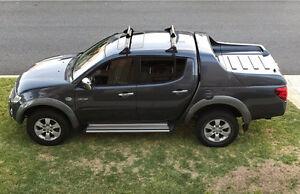 RARE 2008 Mitsubishi Triton GLS Dual Cab Ute Dianella Stirling Area Preview