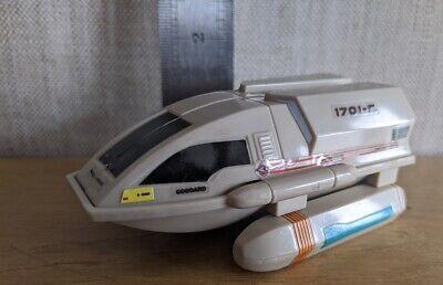 Star Trek Innerspace Shuttlecraft Goddard Type 7 Mini Play Set Playmates.