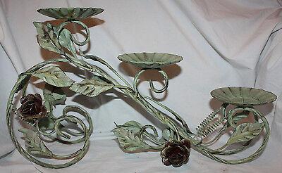 Подсвечники и аксессуары Metal Green Bronze