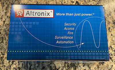 Altronix Acm8 Access Power Controller Board 8 Fused Outputs - Brand New Sealed