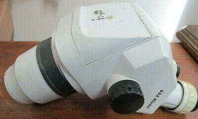 Scienscope Ssz Series Sz-bd-b2 0.67 To 4.5x Stereo Zoom Microscope