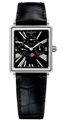 Frederique Constant FC-265B3C6 Persuasion Swiss Moonphase Calendar Mens Watch