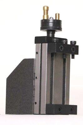 New Mini Vertical Slide Lathe Milling Tool Post Size 95 X 50mm For Lathe Machine