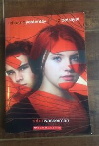 Chasing Yesterday #2 Betrayal Paperback Fiction Book. $2.00