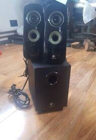 Logitech Speaker Sound System Z323