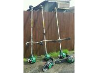 Qualcast Petrol strimmers & chainsaws