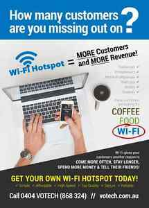 Need a wifi hotspot? Fast, friendly and professional!! Clear Island Waters Gold Coast City Preview