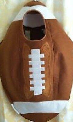 $89 NWT POTTERY BARN KIDS FOOTBALL FOOT BALL HALLOWEEN COSTUME 2-3 2T-3T - Football Costume Toddler