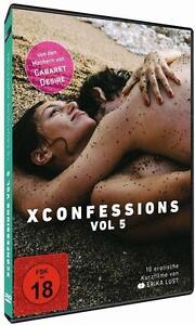 XConfessions 5 (2016) - Erotik - FSK 18 - NEU & OVP