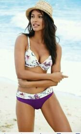 NEW Next Bikini top 34DD, RRP £18