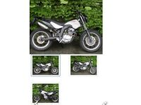Needs a new battery and chain- hence price - full service history-