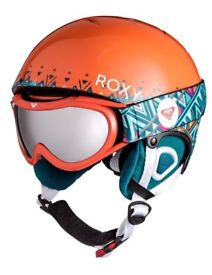 Girls ski/snowboard Roxi helmet brand new, in original packaging