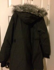 WOMENS WINTER PARKA - like new  London Ontario image 2