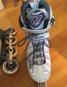 K2 Inline Skates / Rollerblades