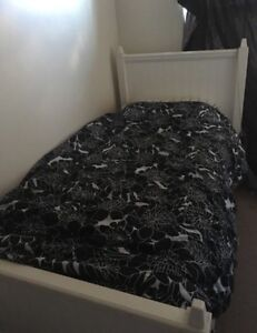 Single/twin bed frame
