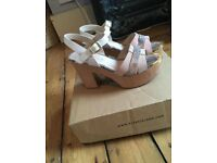 Riverisland Shoes Size 5