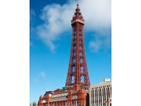 "2x Blackpool ""top of the tower"" tickets"