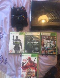 Xbox 360 s 250G
