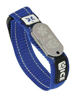 UTAG ICE Sports USB Armband Notfall Diabetes Epilepsie Sport Motorrad Action Ski