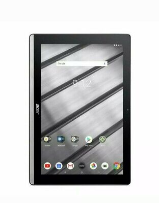 """ACER Iconia One B3 A50 Full HD 10.1"""" Tablet 32Gb Quad Core Android 8.1 Silver"""