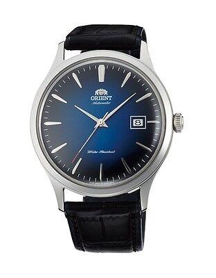 Orient Bambino Version 4 V4 FAC08004D AC08004D Blue Classic Watch