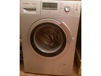 Bosch Silver Washer Dryer