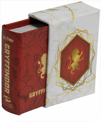 Harry Potter - Gryffindor Tiny Book - Hardcover 192 pages - Insight Editions New