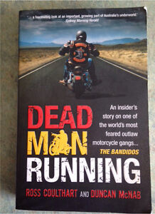 Dead man running by Ross Coulthart & Duncan McNab Primbee Wollongong Area Preview